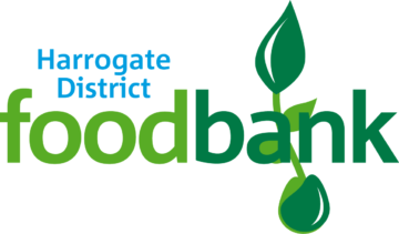 Harrogate District Foodbank Logo